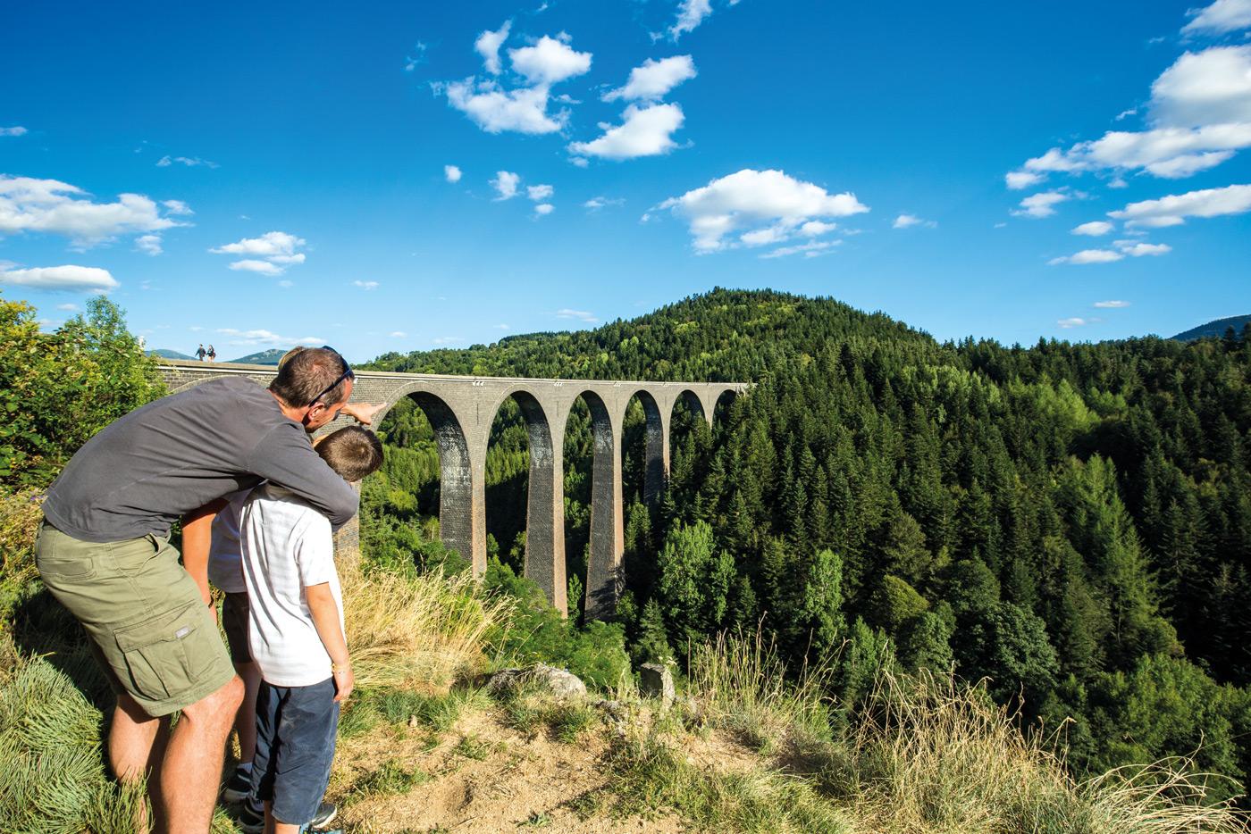 Viaduc du Monastier/Gazeille