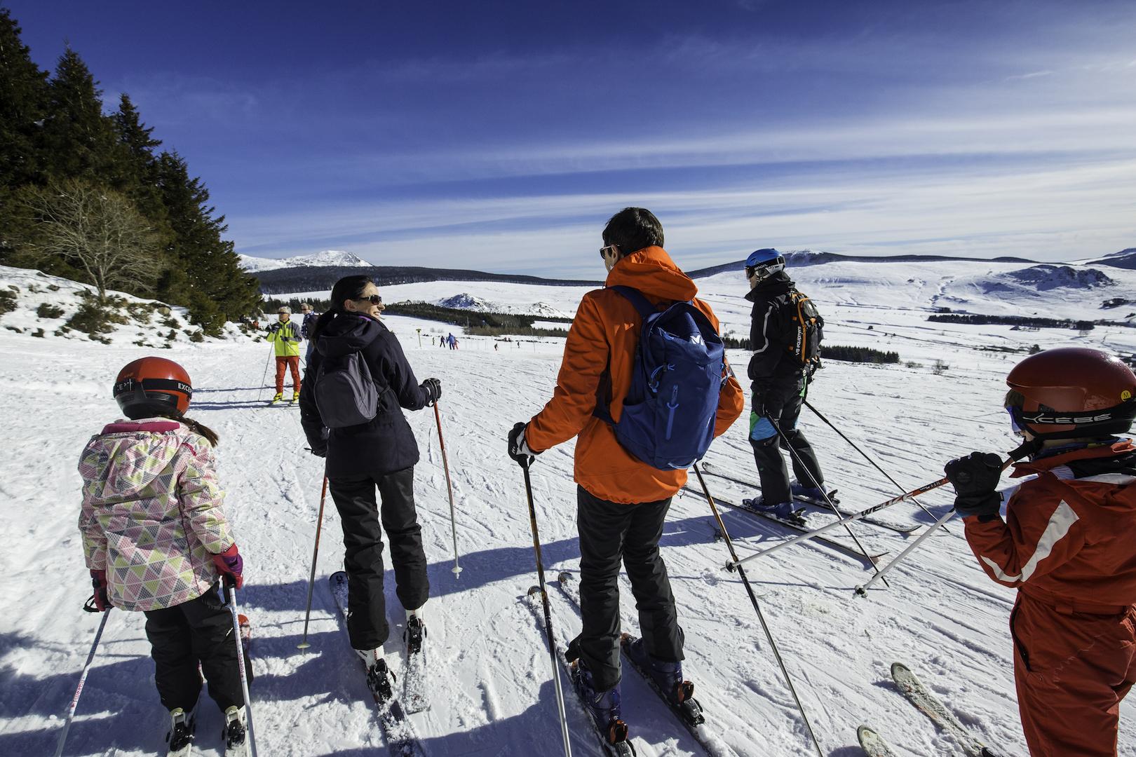 Activit s en hiver m zenc loire meygal - Office tourisme les estables ...
